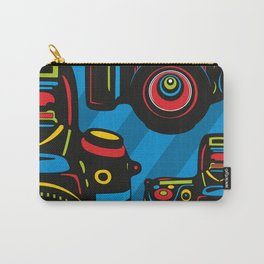 Black Camera Carry-All Pouch