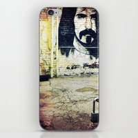 zappa iPhone & iPod Skins featuring Zappa by Litew8