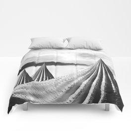 Prickly Peaks Comforters