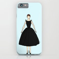 Audrey Hepburn Vintage Retro Fashion 1 Slim Case iPhone 6s