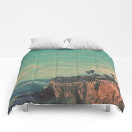 Cliff Side Comforters