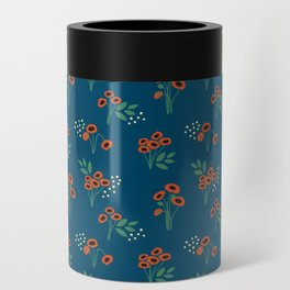 Poppies Can Cooler