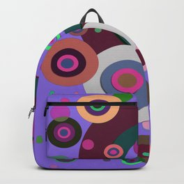 Op Art #12 Backpack