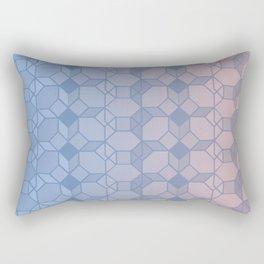 OCTAGONAL CREATION 2 Rectangular Pillow