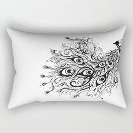 Elegant Caste Rectangular Pillow