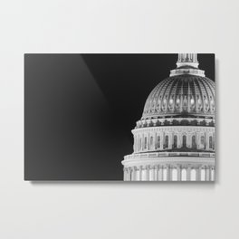 Our Capitol's Dome Metal Print