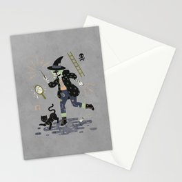 Curses! Stationery Cards