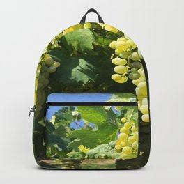 Wine grapes Backpack
