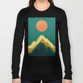Gold Peak Long Sleeve T-shirt