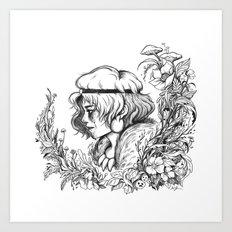 San Art Print