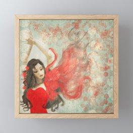 Dreaming of Spain Framed Mini Art Print