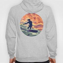 Surfing Hoody