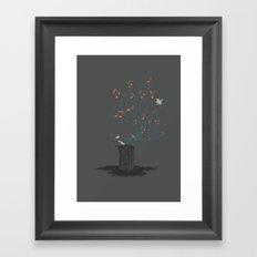 Song of Nature Framed Art Print