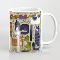 FIELD OF CATS Mug