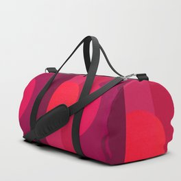 Abstraction_Sunset_001 Duffle Bag