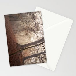 Autumn Fantasy : Mist and Mistery Stationery Cards