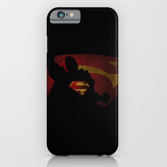 The man of sky iPhone & iPod Case