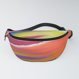 Celestial Clouds Fanny Pack