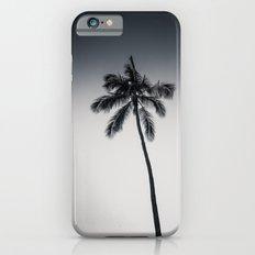 palm tree ver.black iPhone 6s Slim Case
