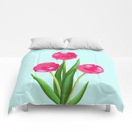 LOLLIPOP TULIPS Comforters
