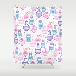 Pick Your Poison Shower Curtain