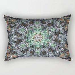 Super Purple Star Rectangular Pillow