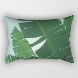 Tropical Evening Rectangular Pillow