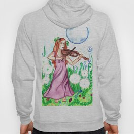 Fiddler and the Moon Hoody