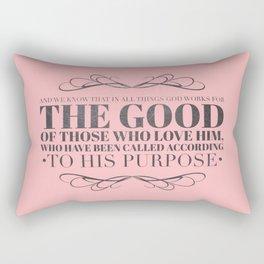 The Good Rectangular Pillow