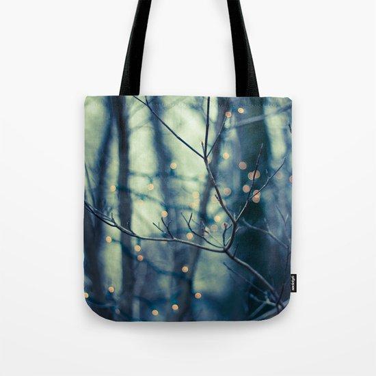 Woodland Holiday  Tote Bag