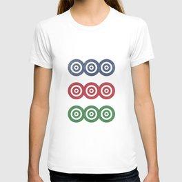Mahjong: 9 Dots T-shirt