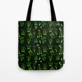 Bunny Forest Tote Bag