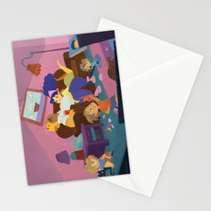 The Simpsons Stationery Cards