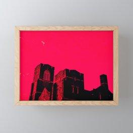 Creepfest Framed Mini Art Print