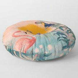 SECRET OASIS Floor Pillow