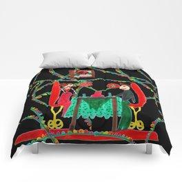 Christmas Dinner | Kids Painting Comforters
