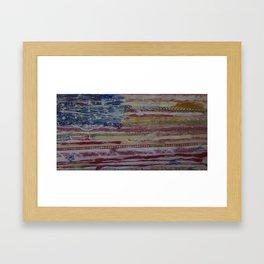 A Nation's Hope Framed Art Print