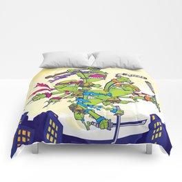 COWABUNGA! Comforters