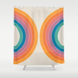 Boca Sonar Shower Curtain