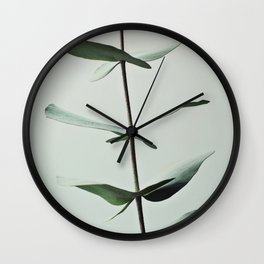 EUCALYPTUS 1 Wall Clock