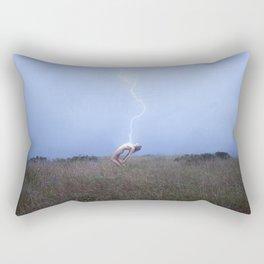 Send Nudes Rectangular Pillow