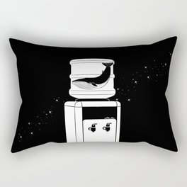 Thirst for Freedom Rectangular Pillow