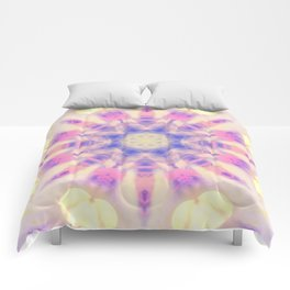 Foreboding Solace Mandala Abstract Design Comforters
