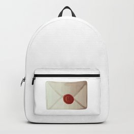 Magic cute Letter of acceptance Backpack