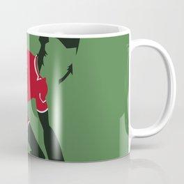 Beast Boy Minimalism Coffee Mug