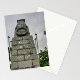 War Memorial Clive Square Napier Stationery Cards