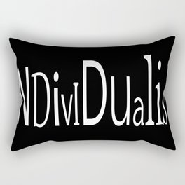 Individualist Rectangular Pillow