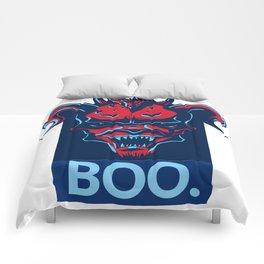 Boo. Demon Comforters