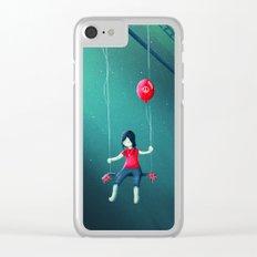 I had a Dream Clear iPhone Case