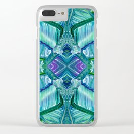 Aliens Are Real Clear iPhone Case